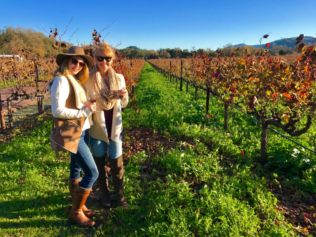 Benessere Vineyards & Winery in Napa California