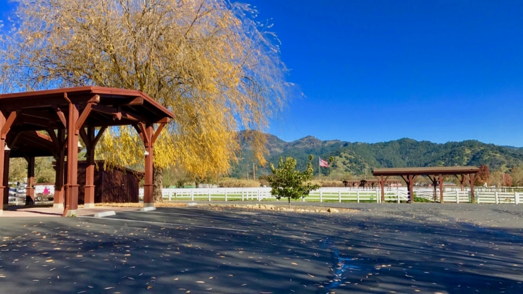 Tamber Bey Winery & Vineyards in Napa Valley