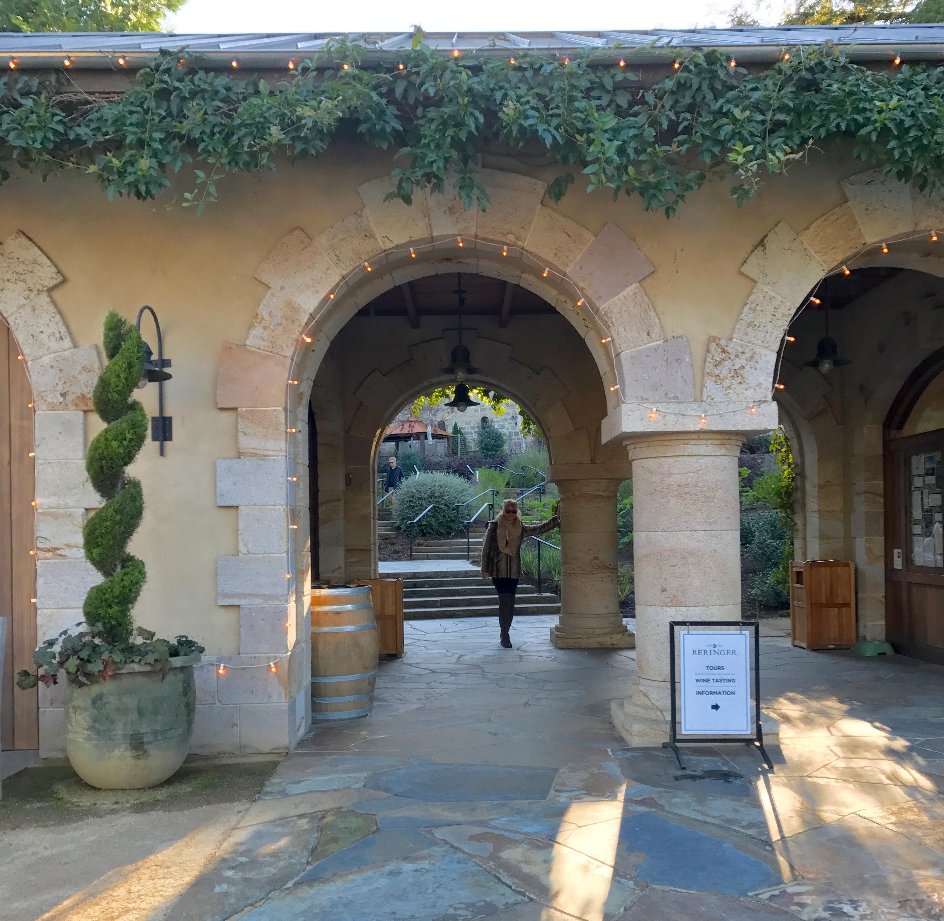 Beringer Winery Tour in Napa Valley